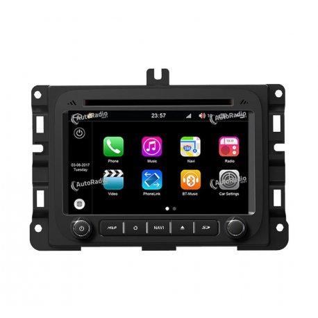 Autoradio GPS Android 8.0 Dodge RAM1500