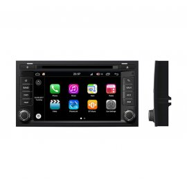 Car Navigation Android 8.0 SEAT Leon 2013