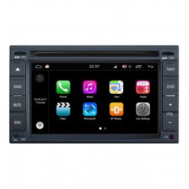 GPS Android 8.0 Nissan X-trail (2001-2011)