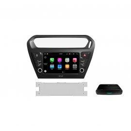 Autorradios Navegadores Peugeot 301 (2012-2013)
