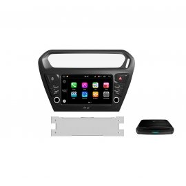 Car Navigation Android 8.0 Peugeot 301 (2012-2013)