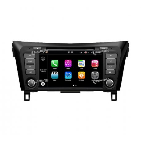 Car Navigation Android 8.0 Nissan X-trail 2014