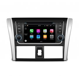 Car Navigation Android 8.0 Toyota Vios 2014