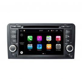Car Navigation Android 8.0 Audi A3 (2003-2012)