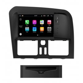 Car Navigation Android 8.0 Volvo XC60 (2009-2011)