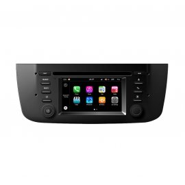 Car Navigation Android 8.0 Fiat Punto (2009-2012)