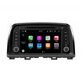 Car Navigation Android 8.0 Mazda CX-5 2013