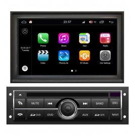 Car Navigation Android 8.0 Mitsubishi L200 (2010-2012)