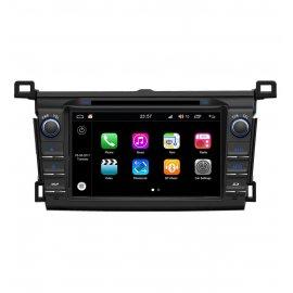 Car Navigation Android 8.0 Toyota Rav4 2013