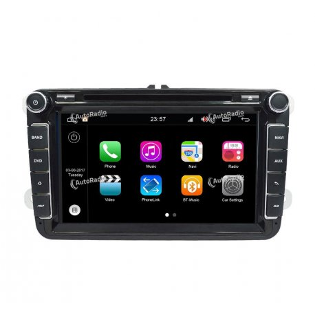 Navigation Android 8.0 Golf 6 - 8 ' (2003-2009)