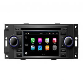 Autoradio GPS Android 8.0 Jeep Grand Cherokee (2007-2015)