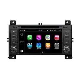 Autoradio Android 8.0 Jeep Grand Cherokee (2011-2013)