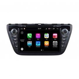 Car Navigation Android 8.0 Suzuki SRS (2014-2015)