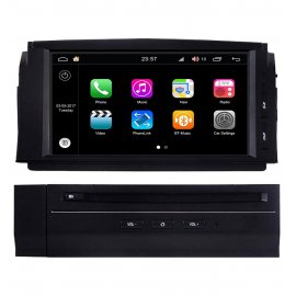 GPS Android 8.0 Mercedes Benz C Class (2008 – 2010)