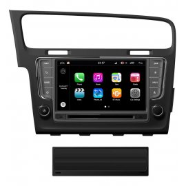 GPS Android 8.0 VW Golf 7