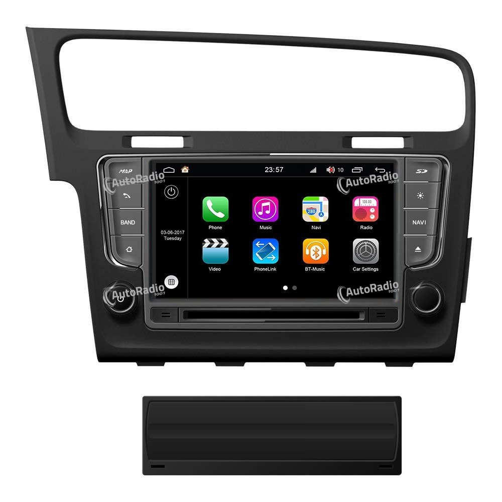 poste autoradio gps dvd vw golf 7 2013 aux prix les plus bas sur notre boutique en ligne. Black Bedroom Furniture Sets. Home Design Ideas