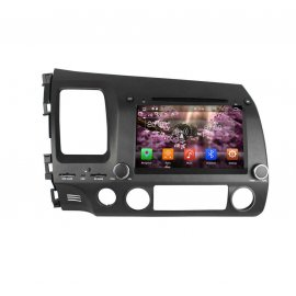 Auto Radio Android 8.0 Honda CIVIC (2006-2011)