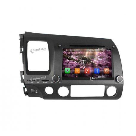 Autoradio Android 8.0 Honda CIVIC (2006-2011)