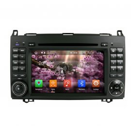 Car Stereo Android 8.0 Mercedes Benz A Class W169 (2004-2012)