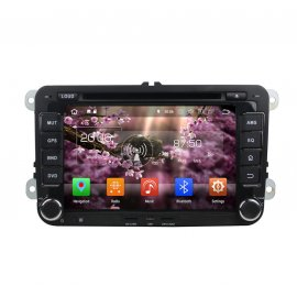 Car Stereo Android 8.0 SEAT LEON (2005-2010)