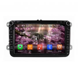 Auto Radio Android 8.0 Volkswagen Golf 6 (2009-2011)