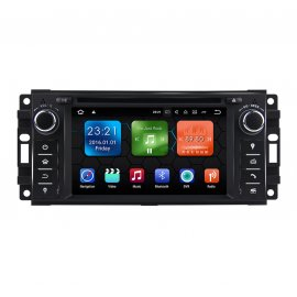 Auto Radio Android 8.0 Jeep Compass (2009-2011)