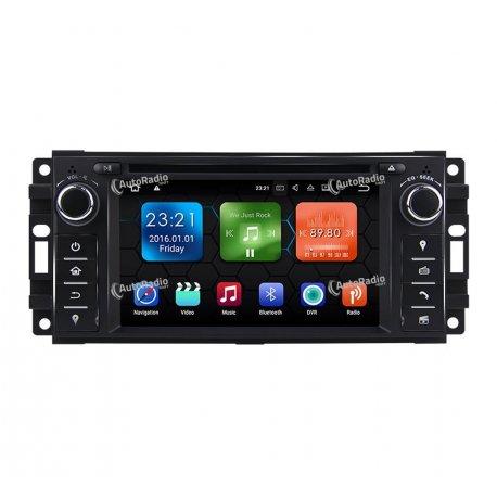 Autoradio Android 8.0 Jeep Compass (2009-2011)