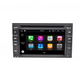 Car Navigation Android 8.0 Nissan Qashqai (2007-2011)