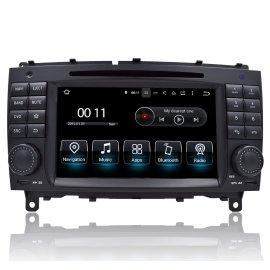 Autoradio GPS CLK - W209 (2006-2011)