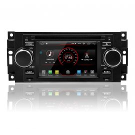 Navigatore Android 8.0 Jeep Commander (2007-2015)