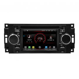 Navigation Android 8.0 Dodge RAM (2002-2005)