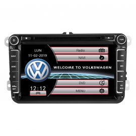 Autoradio Volkswagen Golf 6  8'