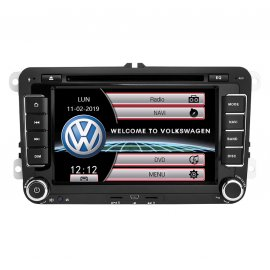 GPS Volkswagen Polo 5