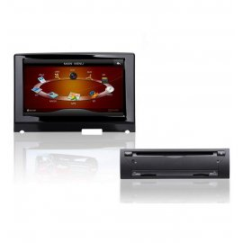 Car DVD Audi Q3 2012-2013 7.5 inch screen