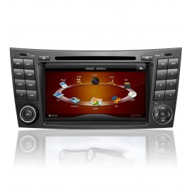 Car DVD BENZ W211 2002-2008 7 inch screen