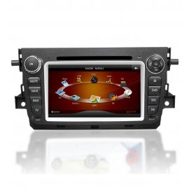 Car DVD BENZ Smart 2011-2013 7 inch screen