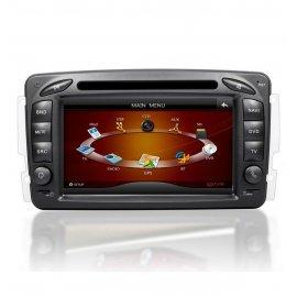 Car DVD BENZ W203 2000-2005 7 inch screen