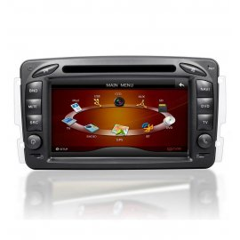 Car DVD BENZ W203 2000-2005 7 inch screen