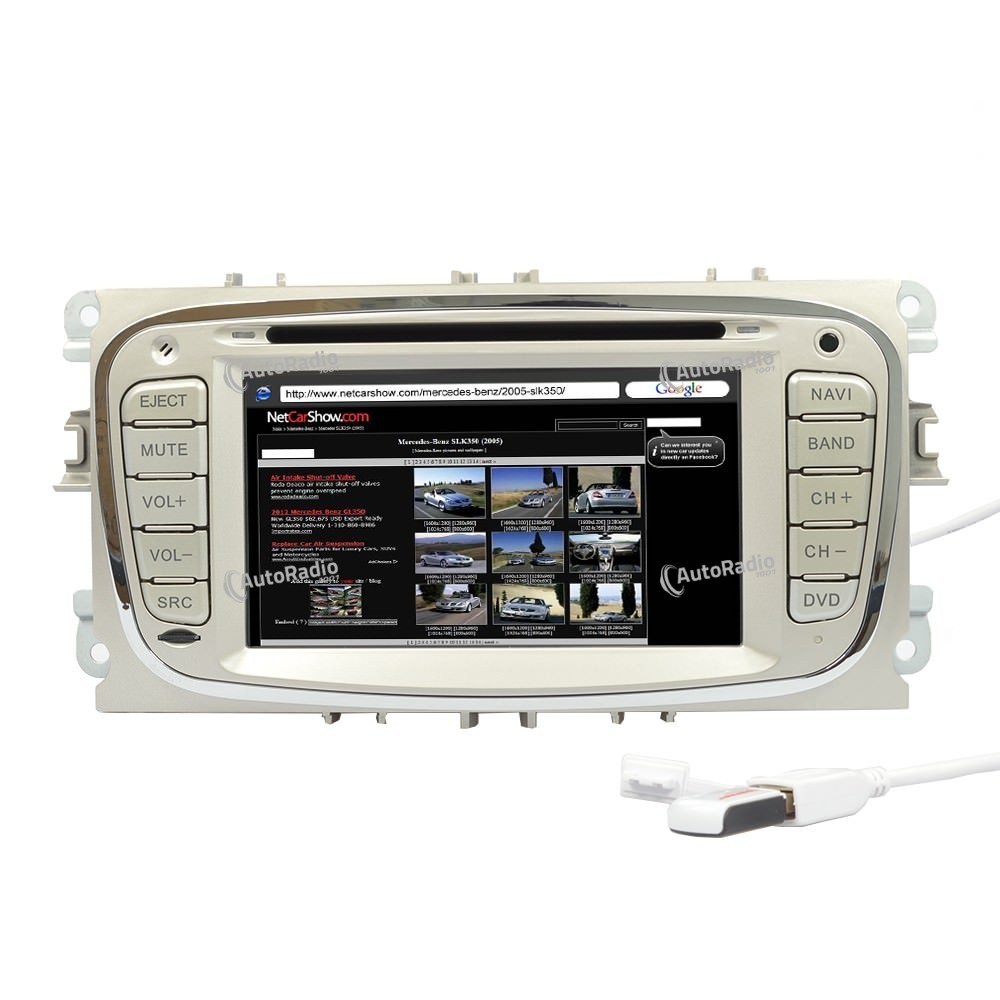 poste autoradio dvd gps ford mondeo focus s max aux prix les plus bas sur notre boutique en lig. Black Bedroom Furniture Sets. Home Design Ideas