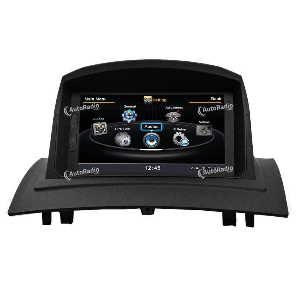the latest car dvd gps renault megane 2 fluence 2002 2008. Black Bedroom Furniture Sets. Home Design Ideas