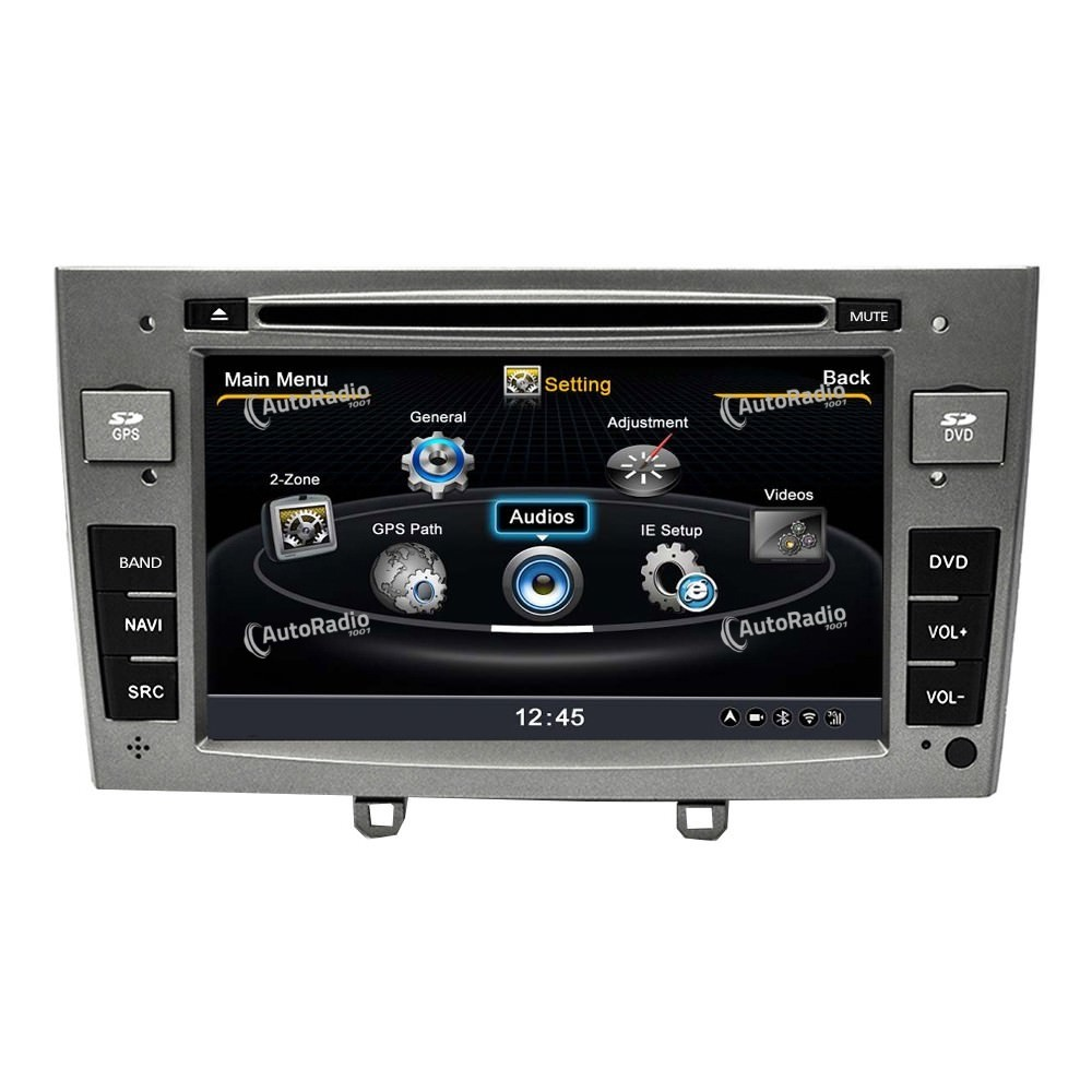 the latest car dvd gps peugeot peugeot 308 at the best price. Black Bedroom Furniture Sets. Home Design Ideas