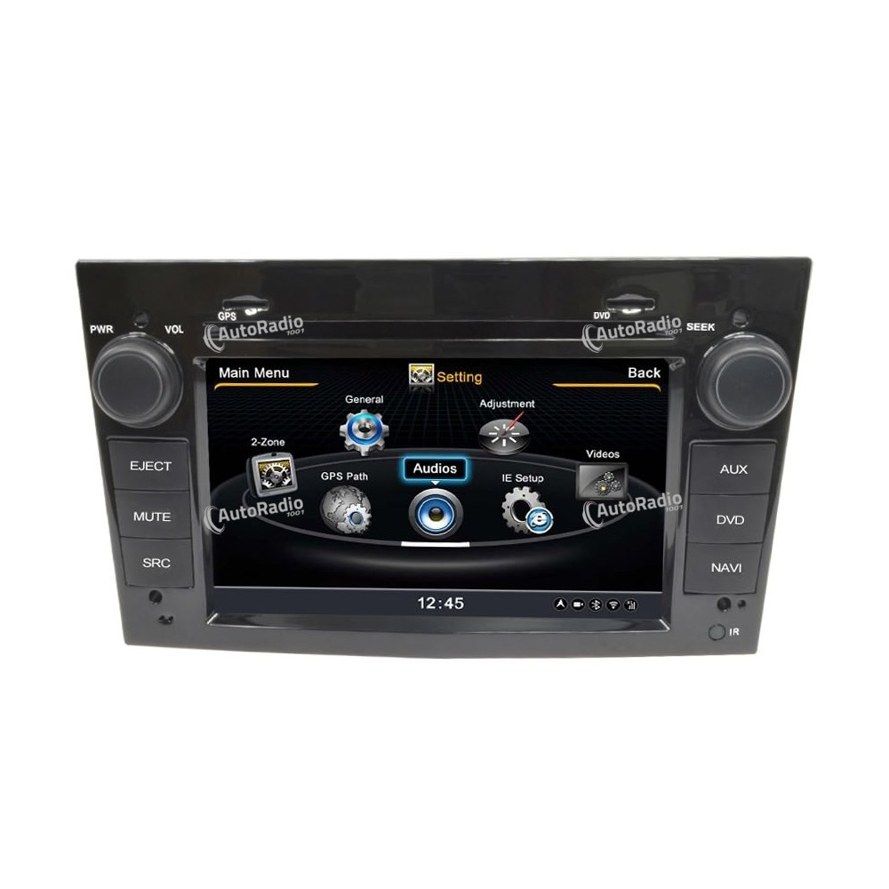 entdecken sie alle neuheiten autoradio gps dvd opel astra vectra antara zu den g nstigsten. Black Bedroom Furniture Sets. Home Design Ideas